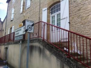 ancienne rampe