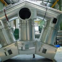 Réseau électrique en aluminium