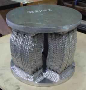 connecteur aluminium