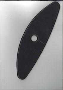 Remplacement du top céramique par une tôle inoxydable