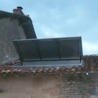 Trappe de toiture – Inox