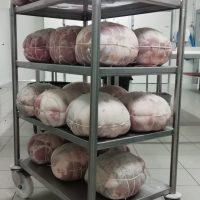 Manutention dans les laboratoires cuisines