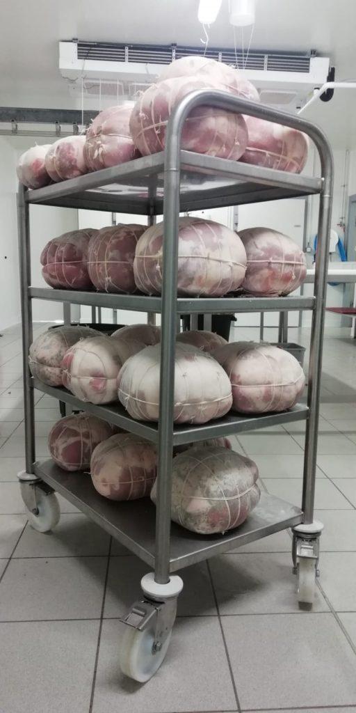 Manutention laboratoire cuisine